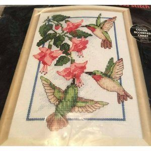 Creative Accent Counted Cross Stitch Kit